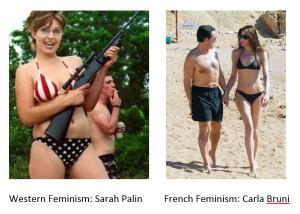 FrenchVSWesternFeminism