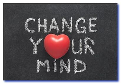 mind changing